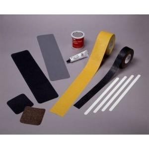3M™ Cinta Adhesiva Antideslizante Safety-Walk™  S 700, Ideal Zonas de Tráfico Extremo y Pesado, Alta Agredividad, Grano Grueso