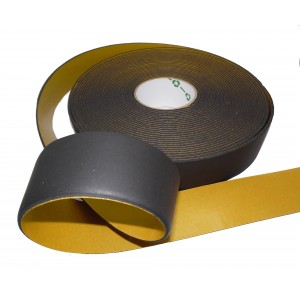 Fita Adesiva de Espuma Sintética de Borracha, Tipo Armaflex
