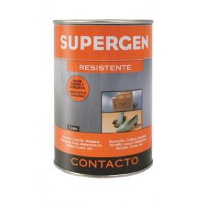 TESA® Supergen Colle Contact, Caramel – Pot de 1L