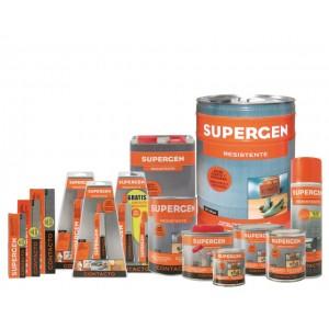 TESA® Supergen Contact Glue, Caramel - 1L Bottle