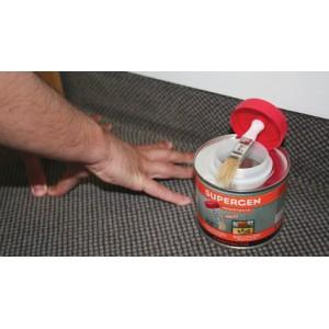 TESA® Supergen Pegamento Contacto, Caramelo – Bote de 500ml