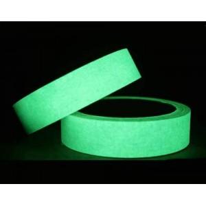 Cinta Adhesiva Fotoluminiscente