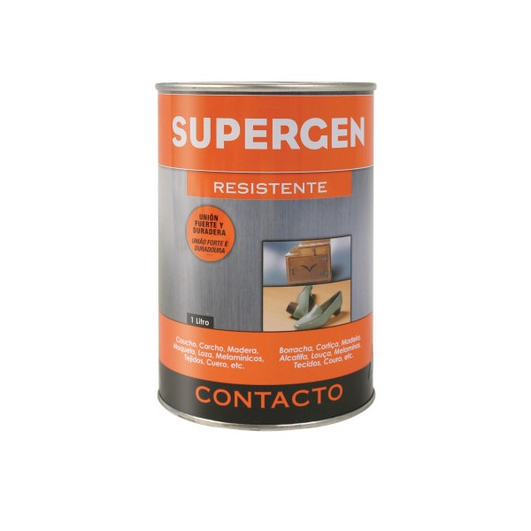 TESA® Supergen Colle Contact, Incolore