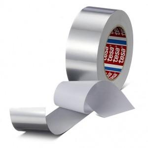 TESA® Fita Adesiva de Alumínio 60632 – Rolo de 50m x 75mm