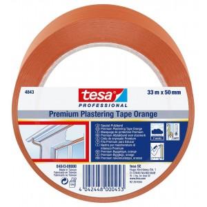 TESA® Fita Premium Para Estucar 4843 – Rolo de 33m x 50mm