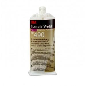 3M™ Scotch Weld™ EPX Adesivo Epoxi DP490 – Cartucho de 50 ml