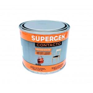 TESA® Supergen Colle Contact, Caramel – Pot de 500 ml