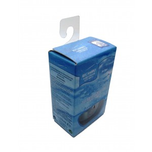 Perchas Adhesivas HOOKS Transparentes, 44mm X 27,5mm