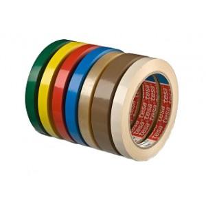 TESA® Fita de Embalagem TESAFILM 4204 PVC Transparente – Rolo de 66m x 25mm