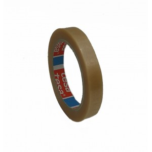 TESA® Fita de Embalagem TESAFILM 4204 PVC Transparente – Rolo de 66m x 12mm
