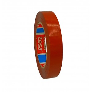 TESA® Fleje Standard 4287 Laranja – Rolo de 66m x 19mm