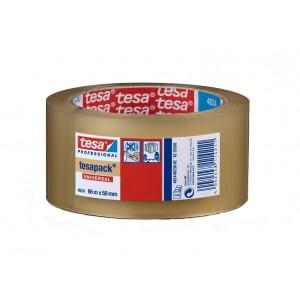 TESA® Selo TESAPACK 4024 Transparente  – Rolo 66m x 50mm