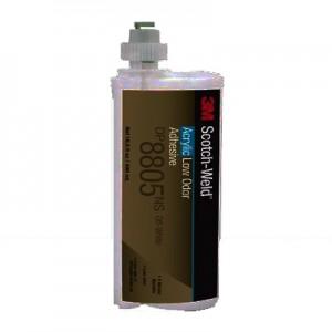 3M™ Scotch Weld™ Adesivo Acrílico Com Baixo Odor 8805N Verde – Cartucho de 45ml