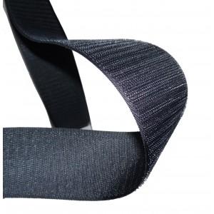Fita De Velcro Para Costurar Preto