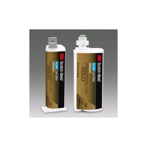 3M™ Scotch-Weld™ EPX™ Acrylic Structural Adhesive For Difficult Plastics DP8005 - 45ml Cartridge