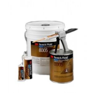 3M™ Scotch-Weld™ EPX™ Adhésif Acrylique pour plastiques difficiles DP8005