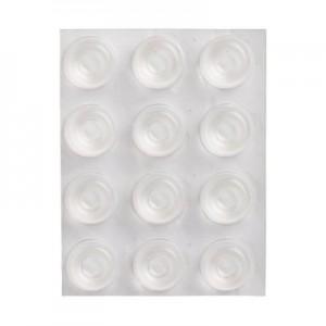 3M™ Bumpon™ SJ5309 Transparent, Ø 22,40mm x H. 10,16mm