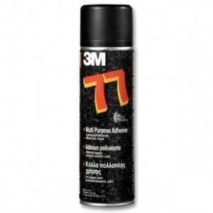 3M™ Scotch-Weld™ Spray 77 Usage Général