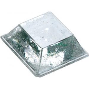3M™ Bumpon™ SJ5323 Transparente 20.50mm x 20.50mm x 7.60mm Alt – Embalagem de 12 Unidades