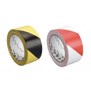 3M™ Ruban Vinylique avec bande de Sécurité, 766i / 767i – Rouleau 33m x 50mm