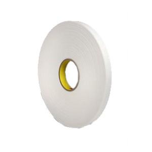3M™ Fita Adesiva Dupla Face Espuma de PE 9508W Branca
