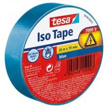 TESA® Cinta Aislante PVC 56190 Hasta 6000V Azul
