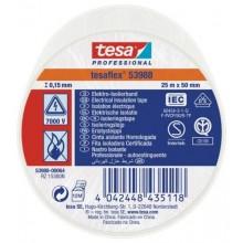 TESA® Cinta Aislante Homologada SPVC Profesional 53988