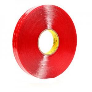 3M™ VHB™ Cinta de Espuma Acrílica 4910F – Rollo de 33m x 12mm x 1mm