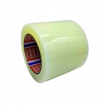 TESA 4646 Greenhouse Repair Polyethylene Adhesive Tape, Clear, 33m X 100mm Roll, 150 Micron Thickness