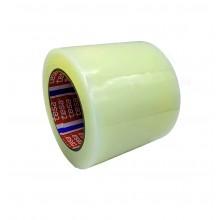 TESA Cinta Adhesiva De Polietileno Para Reparación De Invernaderos 4646, Transparente, Rollo De 33m X 100mm, Grosor 150 Micras