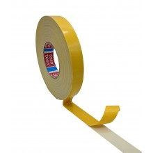 TESA® Cinta Doble Cara para montajes y fijaciones TESAFIX 4964 – Rollo de 50m x 19mm