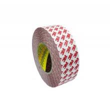 3M™ Cinta Doble Cara Poliéster Transparente 9088-200 Protector Papel – Rollo de 50m x 50mm