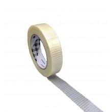 3M™ Tartan™ Ruban Adhésif à Filament 8954 – Rouleau de 50m x 25mm