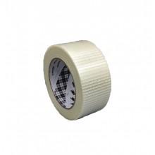 3M™ Tartan™ Ruban Adhésif à Filament 8954 – Rouleau de 50m x 50mm