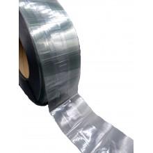 Cabides Adesivos Transparentes Extra Fortes, 70mm X 112mm, Espessura 400 Microns - Rolo De 1.500 Ganchos