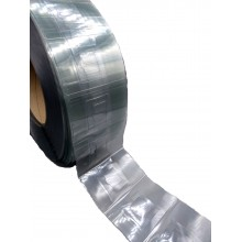 Extra Strong Transparent Adhesive Hangers, 70mm X 112mm, 400 Micron Thickness - Roll of 1.500 Hangers