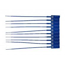 Bridas de Seguridad Numeradas SOLSUS-GC3, Azul