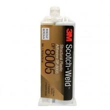 3M™ Adesivo Acrílico Scotch-Weld EPX Estruturais Para Plásticos Difíceis DP8005 – Cartucho de 45ml