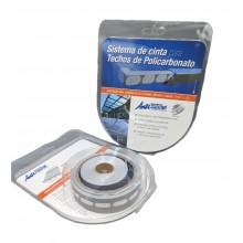 Pack Fitas Adesivas Antidust 28mm – Dois Rolos (Cego e Perfurado) de 6,5m x 28mm