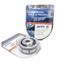 Pack Cintas Adhesivas Antidust 38mm – Dos Rollos (Ciego y Perforado) de 6,5m x 38mm