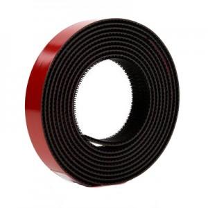 Sistemas de União Removível 3M ™ Dual Lock ™ TB3870, 250/250 Preto - Rolo de 3m x 25mm