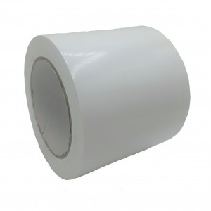Cinta Adhesiva Para Reparación De Invernaderos , Color Blanco, Rollo De 33m X 100mm, Grosor 150 Micras