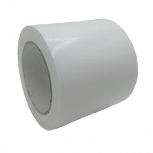 Fita Adesiva Para Reparo De Estufas, Cor Branco, Rolo De 33m X 100mm, Espessura 150 Microns