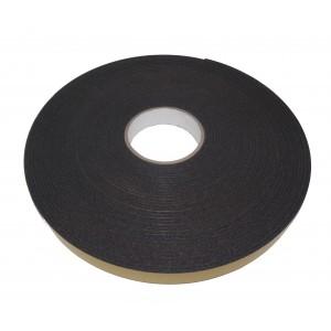 Fita Adesiva De Espuma de Polietileno Anti-Caloria, Cor Cinzento, Rolo De 20m X 25mm, Espessura 3mm