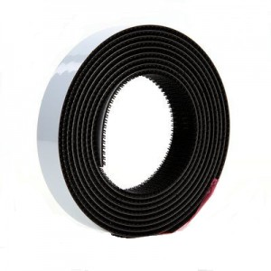 3M™ Dual Lock™ TB3540 Reclosable Fastener System, Black - 3m x 25mm Roll