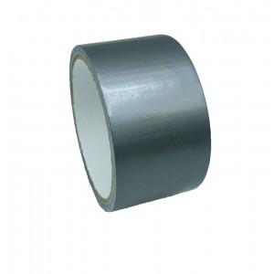 Fita Adesiva Americana De Uso General Cinzento  – Rolo De 10m X 50mm