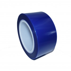 """Precinto Adhesivo Transfer """"OPENED"""", Azul"""
