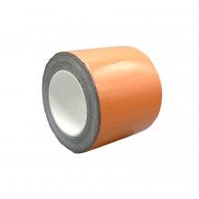 Ruban Adhésif de Butyle Avec Aluminium, Couleur Tuile – Rouleau de 10m x 100mm x 0,6mm